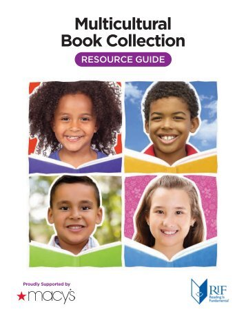 Macys Multicultural Book Collection - Reading Is Fundamental