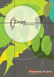 Glaspreisliste VK 2010 - AVM