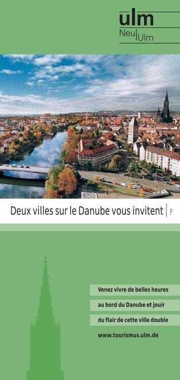 Deux villes sur le Danube vous invitent F - Format'Age
