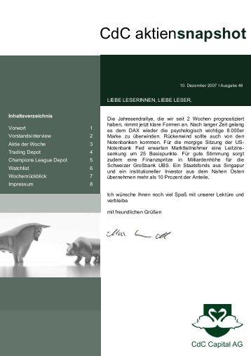 10.12. - CDC Capital GmbH