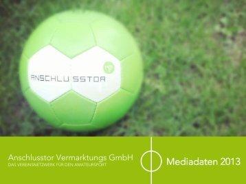Mediadaten Anschlusstor 2012