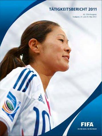 Tätigkeitsbericht 2011 (Anhang A) - FIFA.com