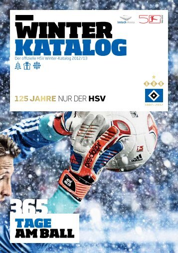 WINTER KATALOG - HSV Shop
