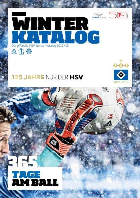 WINTER KATALOG - HSV Shop