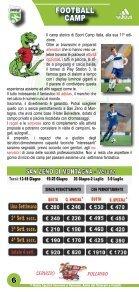 Untitled - Sportcampitalia.com - Sport Camp Italia - Page 6