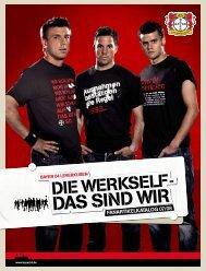 DAS SIND WIR - Bayer 04 Leverkusen