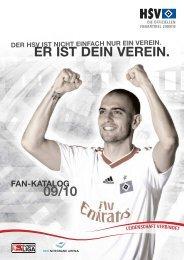 fan kollektion - Hamburger SV - Startseite