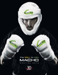 Untitled - MMA - Macho Martial Arts