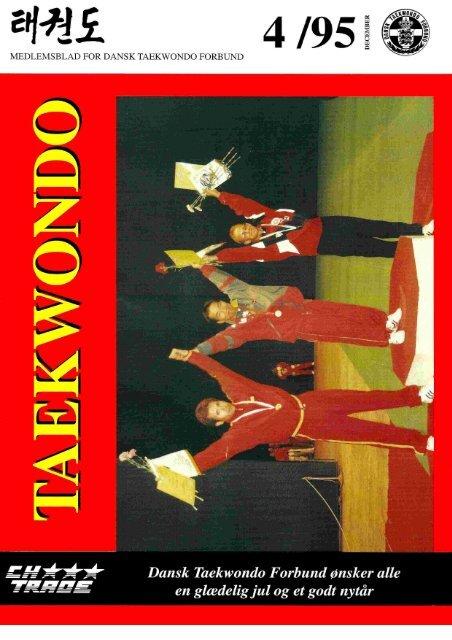 m - Dansk Taekwondo Forbund