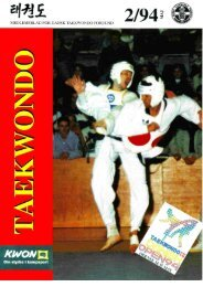 Wii 2/94§ - Dansk Taekwondo Forbund