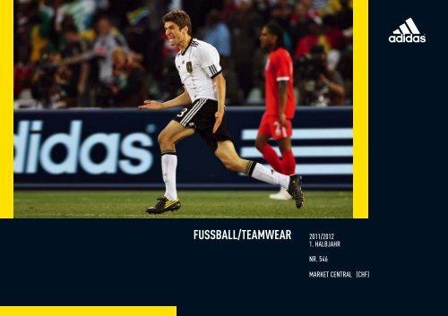 FUSSBALL/TEAMWEAR 2011/2012 - Sportissimo