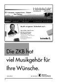 Notenblatt Nr. 2 2010 - Stadtharmonie Oerlikon Seebach - Seite 4