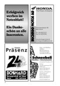 Notenblatt Nr. 2 2010 - Stadtharmonie Oerlikon Seebach - Seite 6