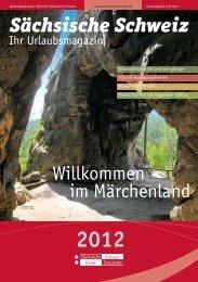 Sächsische Schweiz und Elbsandsteingebirge