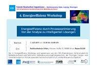 Verein Deutscher Ingenieure – Bezirksvereine Halle ... - ThEGA