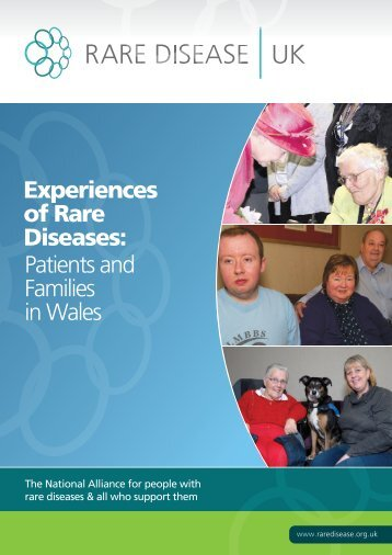 Experiences of Rare Diseases: Patients and Families in Wales