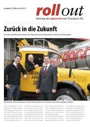 rollout - Giezendanner Transport AG