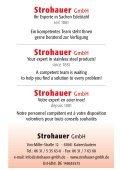 STROHAUER GmbH STROHAUER GmbH STROHAUER GmbH - Seite 2