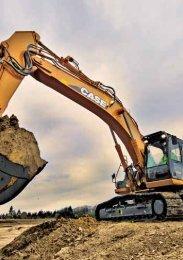 THE RANGE - Case Construction Equipment Nederland