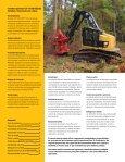 Cortadoras apiladoras y Cosechadoras de cadena - ZTS (Giro cero) - Page 2
