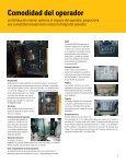 Cortadoras apiladoras y Cosechadoras de cadena - ZTS (Giro cero) - Page 5