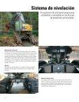 Cortadoras apiladoras y Cosechadoras de cadena - ZTS (Giro cero) - Page 6