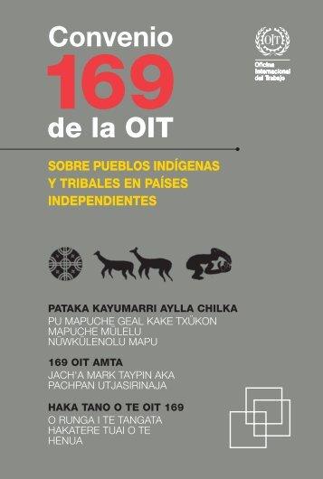 Convenio 169 - Oit