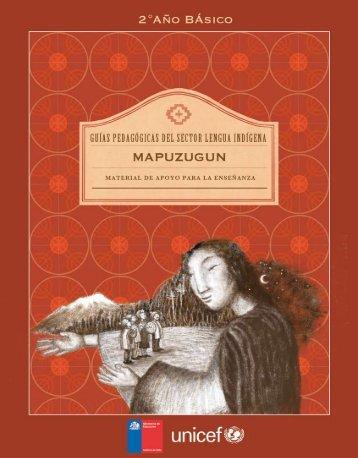 Guía Pedagógica SLI 2º Básico Mapuche - Mineduc