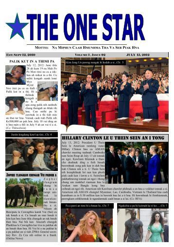 OSJ-July 15 PDF - The One Star News