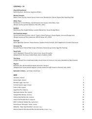 Wine List - Vitae