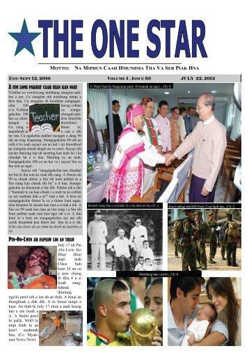 OSJ-July 23 PDF - The One Star News