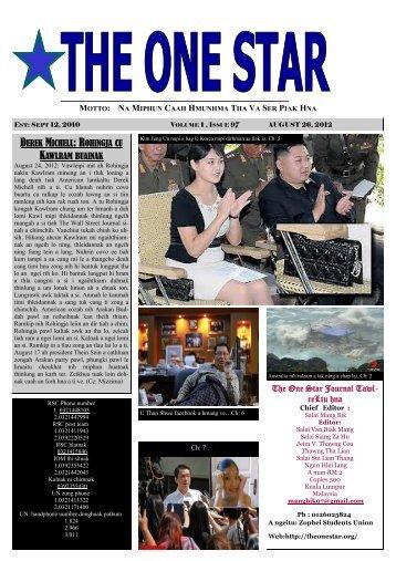 OSJ Aug 26 PDF - The One Star News
