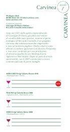 il catalogo di VinoVip Challenge - Civiltà del bere