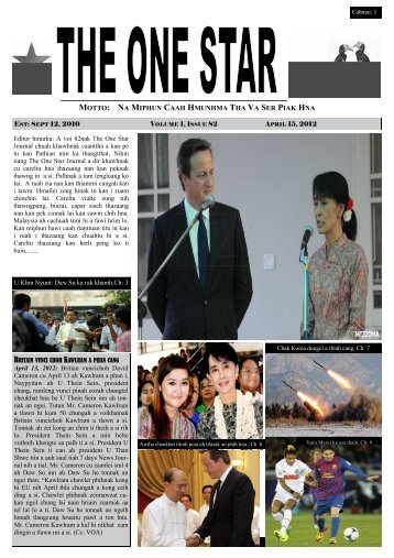 the one star April 15, 2012.pub - The One Star News