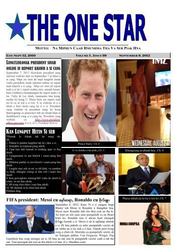 OSJ Sep 9 PDF - The One Star News