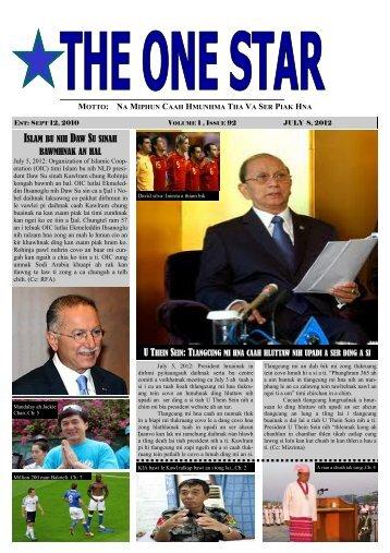 July 8 PDF - The One Star News