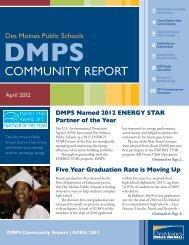 Dmps - Des Moines Public Schools