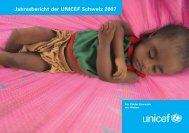 Download starten - Unicef