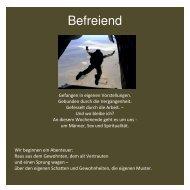 Befreiend 2012 2 WEs - Initiative Christliche Familie