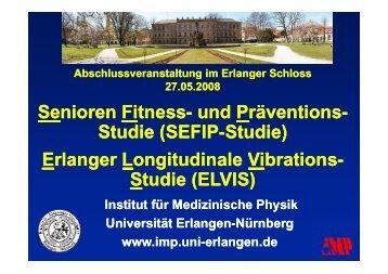 Abschlussbericht - OFZ Uni Erlangen