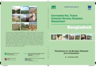 Chittagong Hill Tracts Improved Natural Resources Management