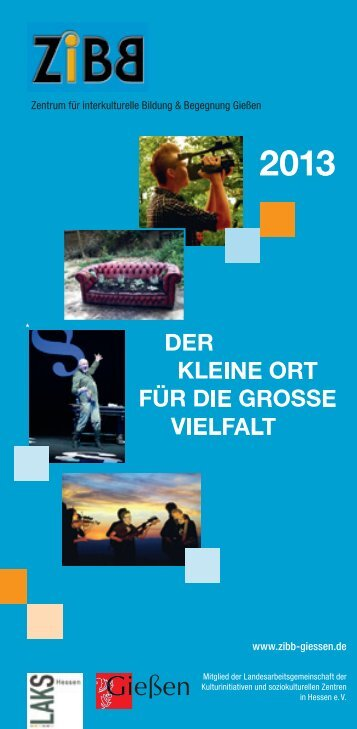 Download des ZiBB-Programms 2013