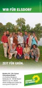 HARTMUT BERGHEIM - Gruene-Elsdorf - Seite 6