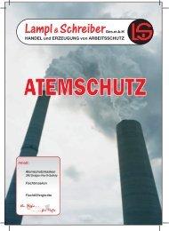atemschutz - Lampl & Schreiber