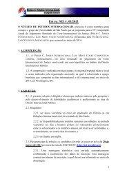 EDITAL NEI 01/2013