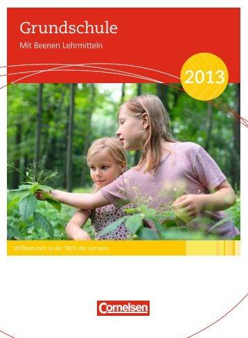 Grundschule - Cornelsen Verlag