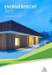 Energiebericht 2011 (PDF, 10.22 MB) - Karlsruhe