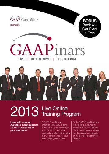 GAAPinar_2013_Brochure