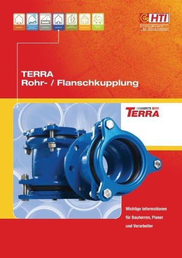 TERRA Rohr- / Flanschkupplung - HTI