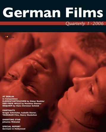 GFQ 1-2006 - German Cinema